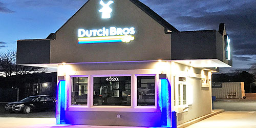 Dutch Bros Coffee Shop