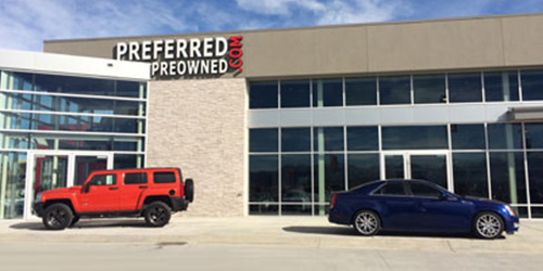 Preferred Preowned Acura