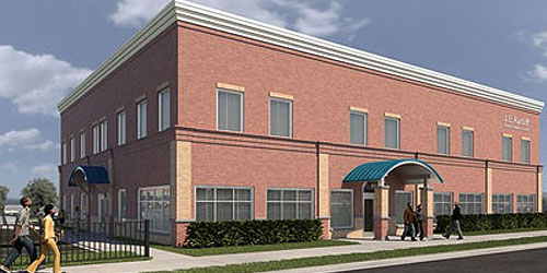J. E. Ratliff Health & Wellness Center